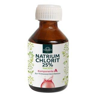 Natriumchlorit 25 % + Salzsäure 4 % - Set 2 x150 ml