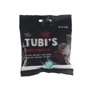 TUBI`S - sweet liquorice bio - TerraSana - 100 g/