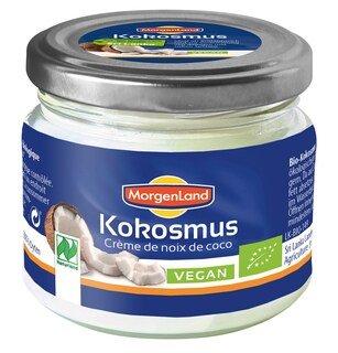 Kokosmus Bio - MorgenLand - 250 g/