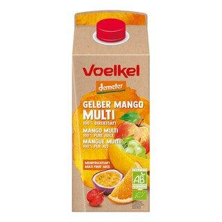 Mango Multi - demeter-bio - Voelkel - 0,75 Liter/
