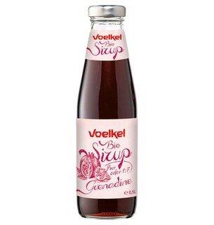 Bio Sirup Grenadine - Voelkel - 0,5 Liter/