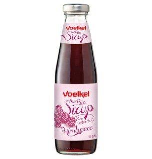 Bio Sirup Himbeere - Voelkel - 0,5 Liter/