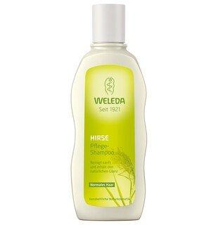 Hirse Pflege-Shampoo - Weleda - 190 ml