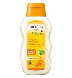 Pflegeöl Parfümfrei Baby - Weleda - 200 ml/
