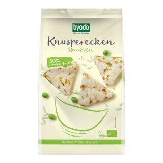Knusperecken Reis-Erbse bio - byodo - 90 g/