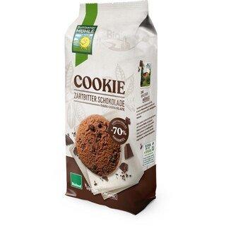 Cookie Zartbitter Schokoldade bio - Bohlsener Muehle - 175 g/