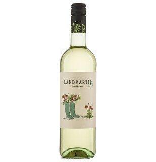 Landpartie bio Weißwein - 0,75 Liter/