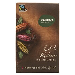 Edel Kakao bio - Naturata - 125 g/