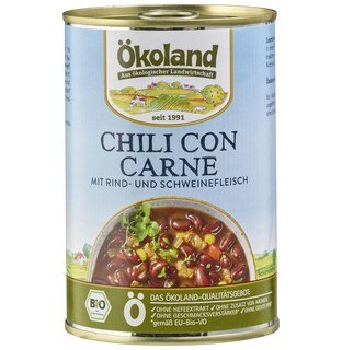 Chili con Carne bio - Bauck Hof - 400 g/