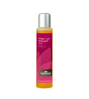 Pflege- und Massageöl Rose - 100 ml/