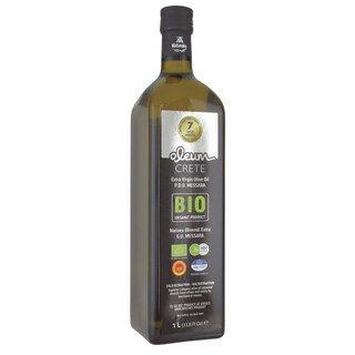 Natives Olivenöl Extra bio - oleum crete - 1 Liter/