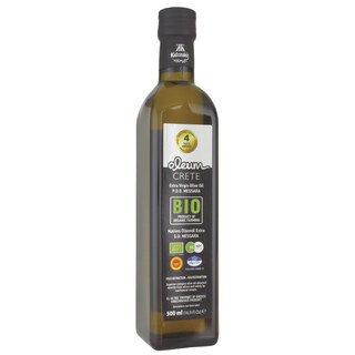 Natives Olivenöl Extra bio - oleum crete - 500 ml/