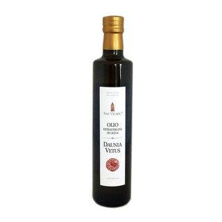 Olivenöl nativ extra Daunia Vetus bio - San Vicaro - 500 ml/