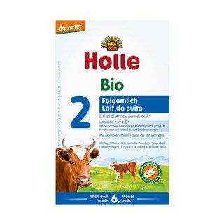 Folgemilch 2 demeter-bio - Holle - 600 g/