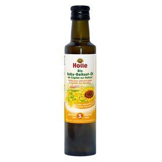 Bio Baby-Beikost-Öl - Holle - 250 ml/