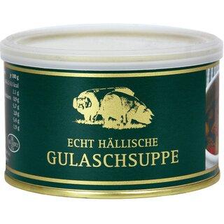 Echt Hällische Gulaschsuppe - 400 ml/