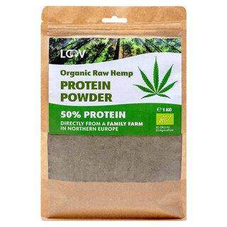 Hanfpulver bio - LOOV - 1 kg/