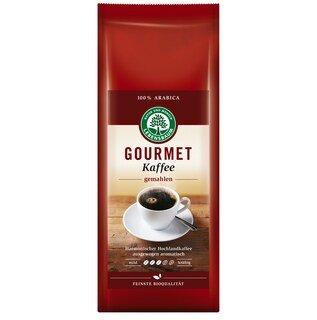 Gourmet Kaffee gemahlen Bio - Lebensbaum - 500 g/