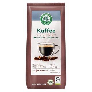 Gourmet Kaffee gemahlen entkoffeiniert Bio - Lebensbaum - 250 g/