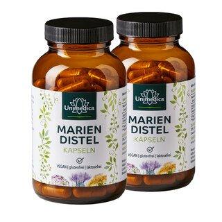 chardon-Marie -120 gélules - Unimedica/