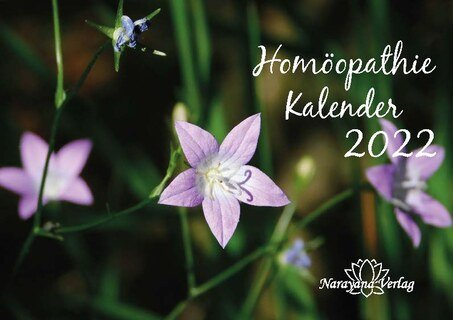 Homöopathie-Kalender 2022, Narayana Verlag