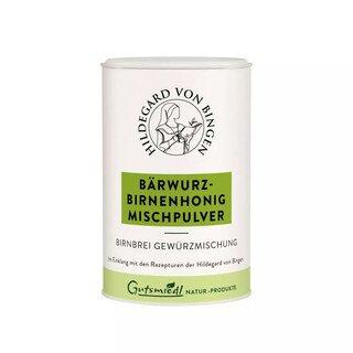 Bärwurz Birnenhonig Mischpulver Hildegard von Bingen - Gutsmiedl - 70 g/