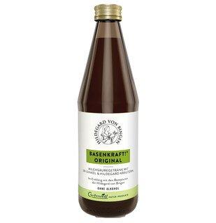 Basenkraft!® Original Milchsäuregetränk Bio Hildegard von Bingen - Gutsmiedl - 330 ml/