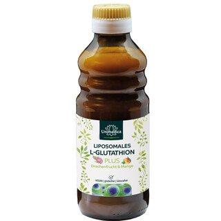 Liposomales L-Glutathion PLUS Drachenfrucht & Mango - 250ml  - von Unimedica/