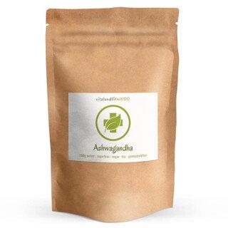 Ashwagandha Pulver Bio - 100 g/