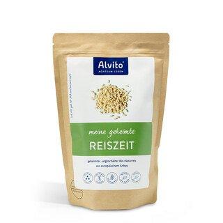 Meine gekeimte Reiszeit Bio - Alvito - 500 g/