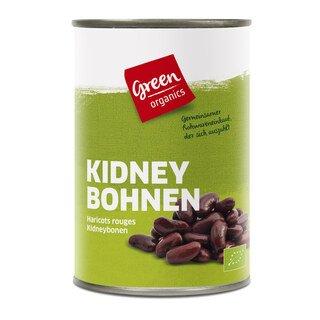 Kidneybohnen Bio - green organics - 400 g/