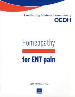 Homeopathy for ENT pain - Imperfect copy, Monique Quillard / Jean Mouillet