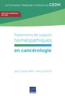 Jean-Claude Karp / François Roux: Traitements de support homéopathiques en cancérologie - Copies imparfaites