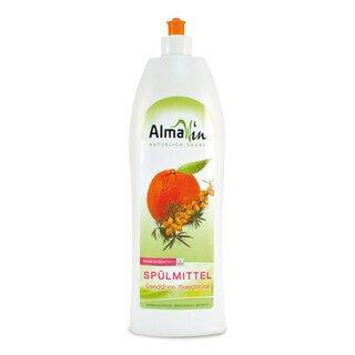 Spülmittel Konzentrat Sanddorn Mandarine - AlmaWin - 0,5 L