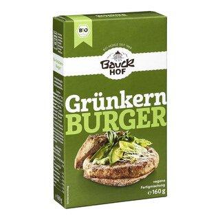 Grünkern Burger Fertigmischung Bio - Bauck Hof - 160 g/