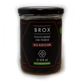 Vitalpilzbrühe zum Trinken Bio-Hericium - BROX - 370 ml/