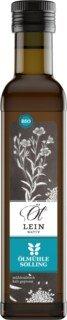 Huile de lin bio - 250 ml/