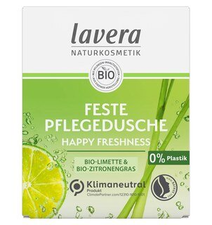 Lavera Feste Pflegedusche Happy Freshness - 50 g/