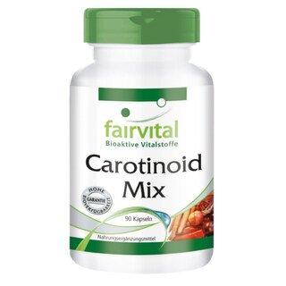 Carotinoid Mix - 90 Kapseln/