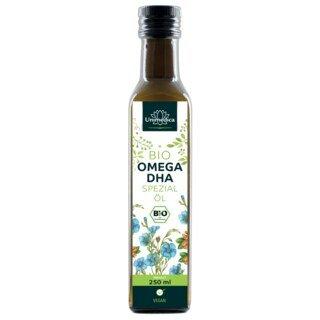 Bio Omega DHA Spezialöl - 250 ml von Unimedica  - Sonderangebot kurze Haltbarkeit/