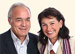 Christa Gebhardt und Jürgen Hansel