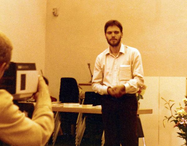 Vortrag von Herbert Sigwart