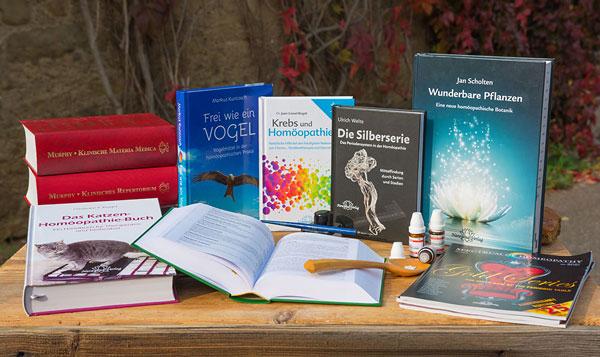 Homöopathie Bücher im Narayana Verlag