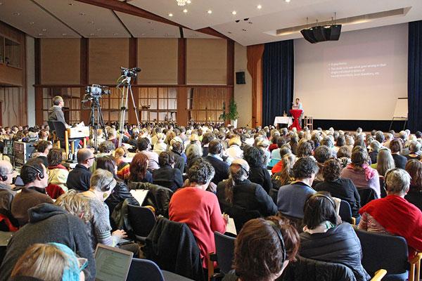 Homöopathie Kongress in Bad Krozingen 2013